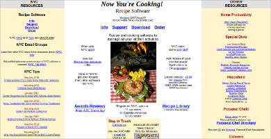 now youre cooking recipe software