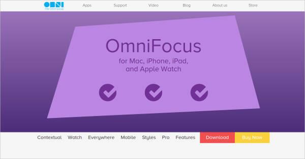 omnifocus most popular software