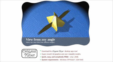 origamiplayer most popular software