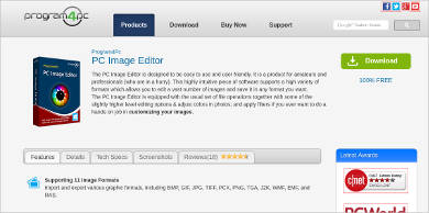 pc image editor most popular software