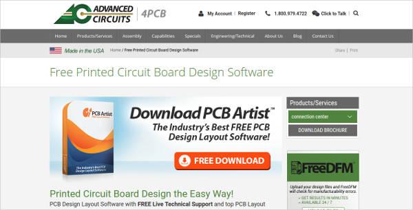 pcb artist1