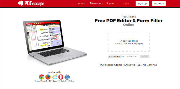 pdfeescape for windows