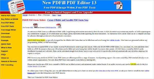 11+ Best PDF Form Creator Software Free Download for Windows, Mac ...