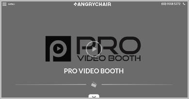 pro video booth