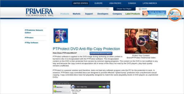 ptprotect software