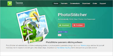 photostitcher for windows