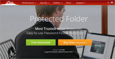 protected folder for windows