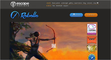 rebelle most popular software