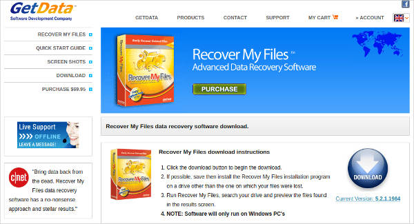 recover my files for mac1