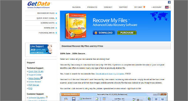 recover my files most popular software1