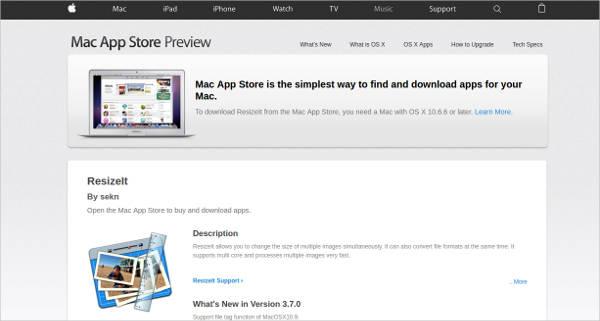 resizeit for mac