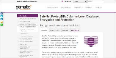 safenet protectdb