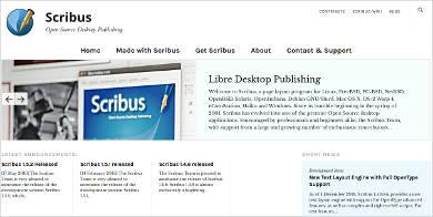 scribus for windows