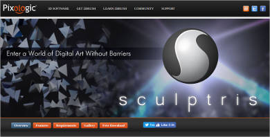 sculptris most popular software