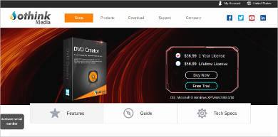 sothink dvd creator most popular software