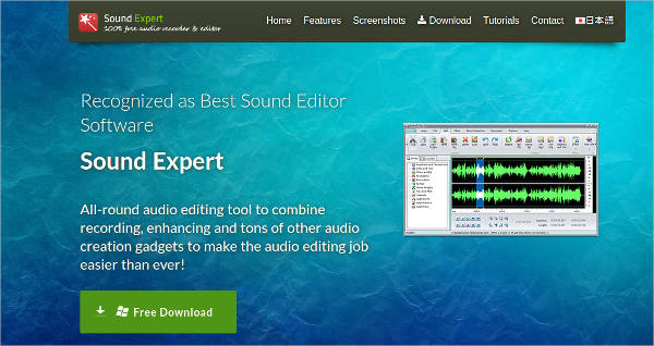 sound expert for windows