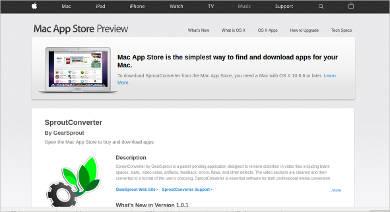 sproutconverter for mac