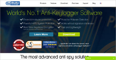spyshelter most popular software
