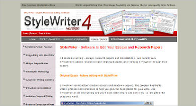Paper writing software
