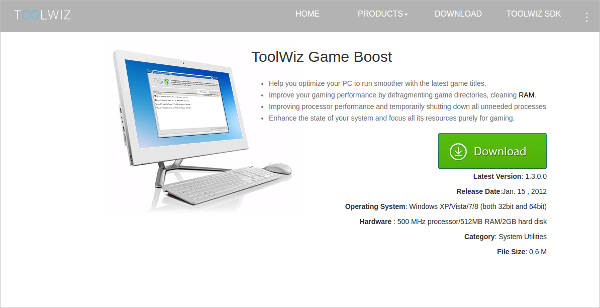 toolwiz game boost1