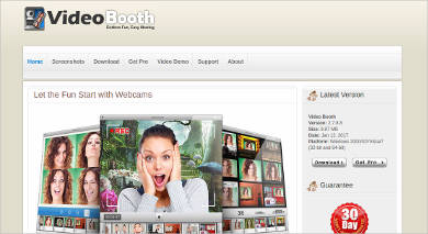 video booth most popular software