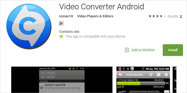 video converter for android2