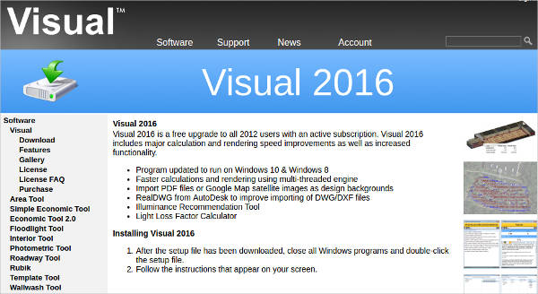 visual 2016 for windows