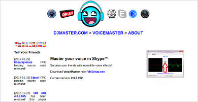 voicemaster for mac
