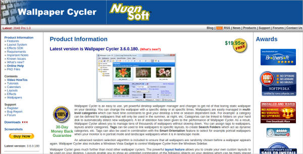 wallpaper cycler