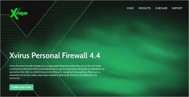 xvirus personal firewall