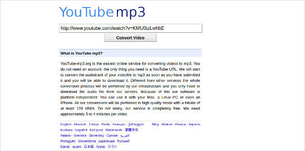 youtube mp3 most popular software