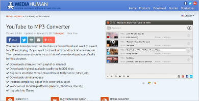 youtube to mp3 converter by medaihuman1