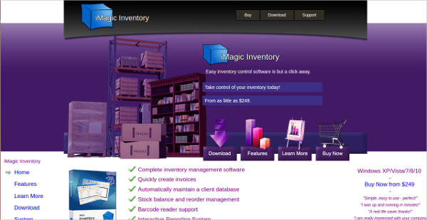 imagic inventory software1