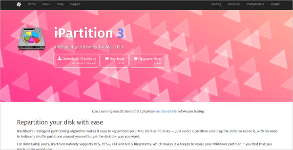 ipartition 3 for mac