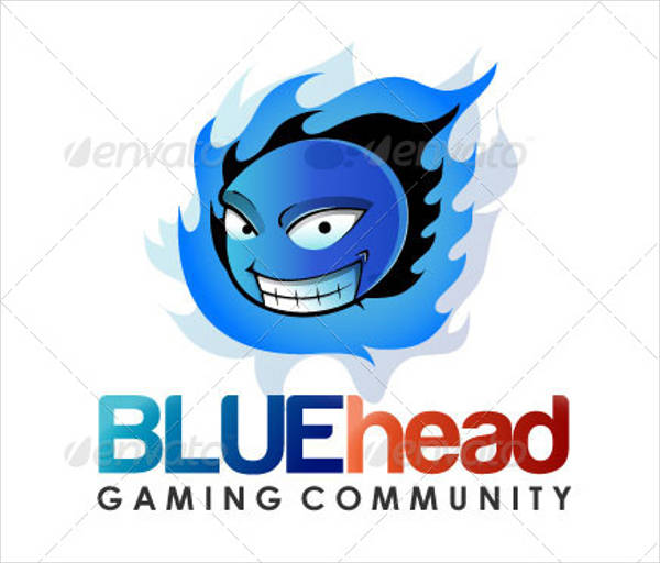 bluehead gaming community logo