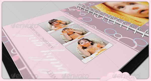 baby girl photo album2