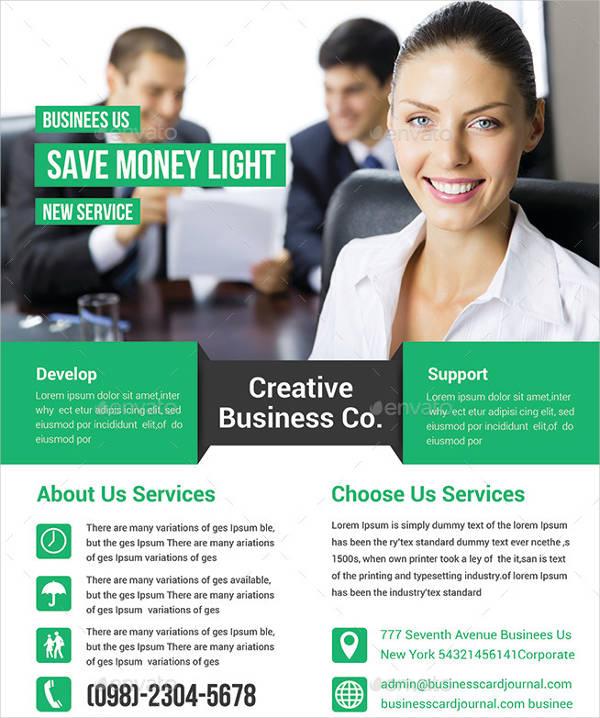 best business flyer designs