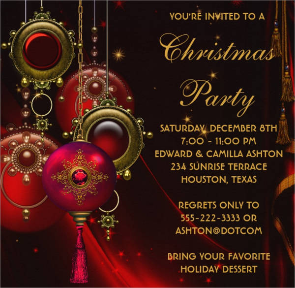 33  party invitation templates download