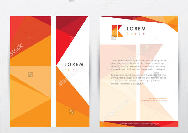 business letterhead logo template