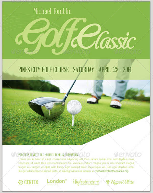 classic golf event flyer1