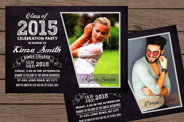 college graduation invitation template1