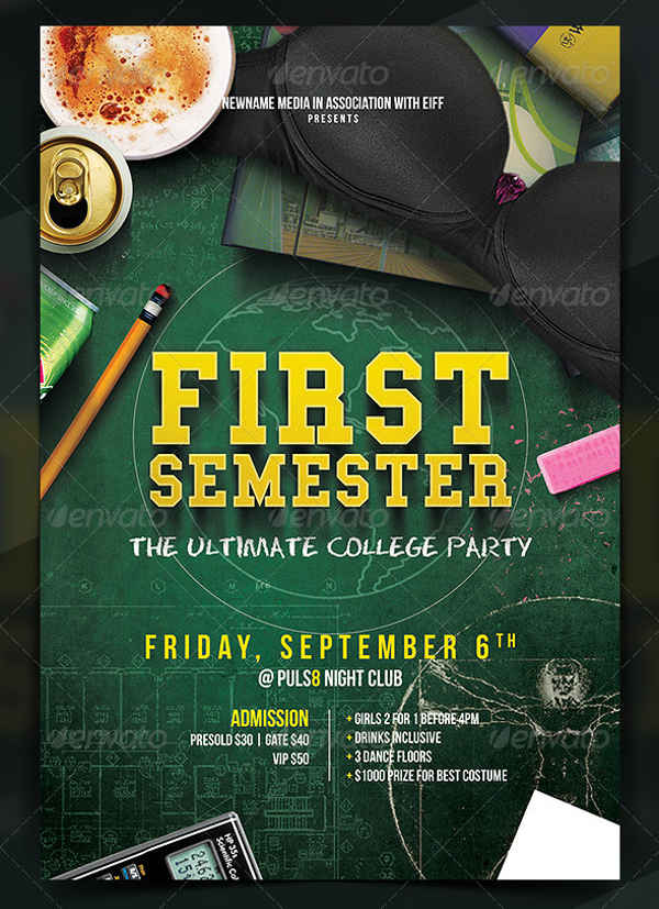 college party event flyer1