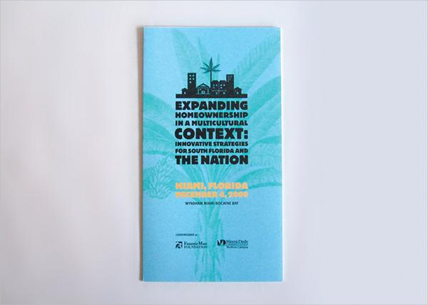 conference invitation design template