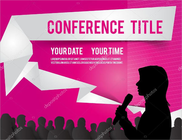 conference posters templates for free