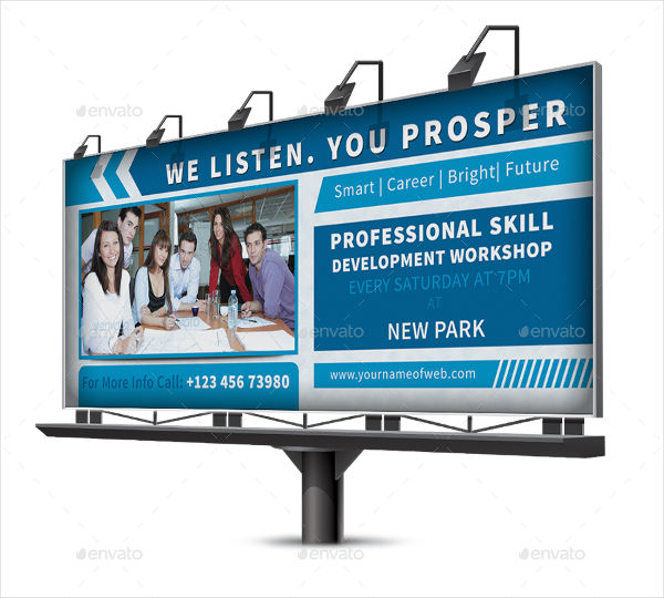 corporate business advertising