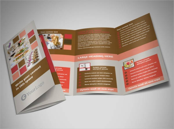 corporate event planning brochure