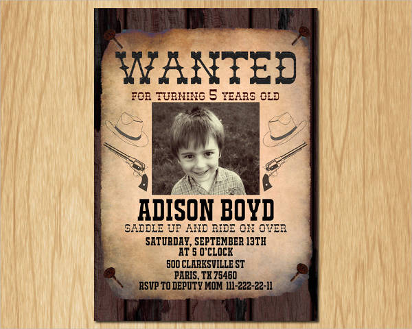 cowboy old wild wanted poster