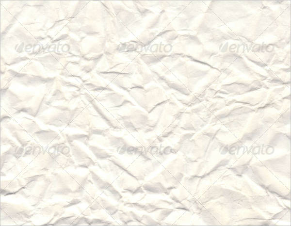 crumpled soft paper texture