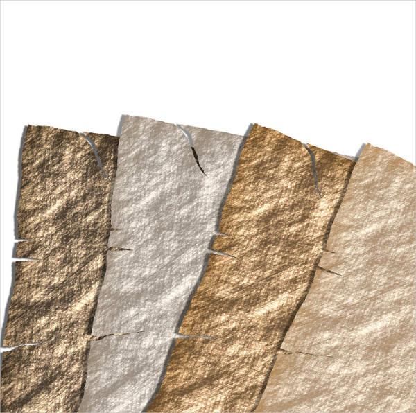 digital crumpled paper texture