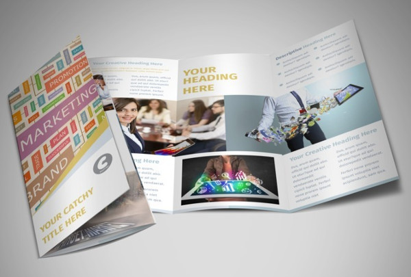 digital marketing agency brochure